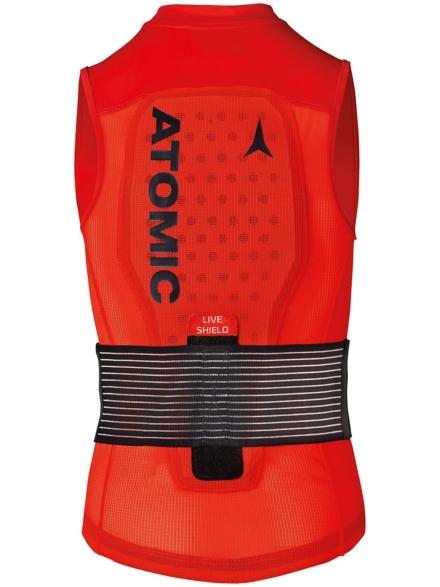 Atomic Live Shield Vest rood