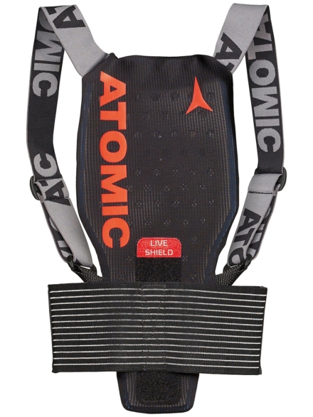 Atomic Live Shield zwart