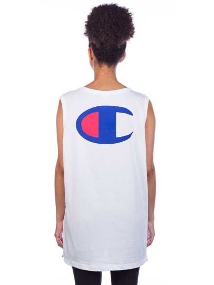Champion T-Shirt Tank Top wit