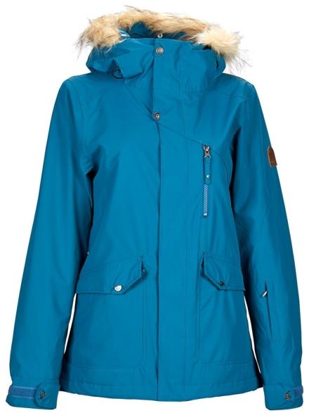 Nikita Hawthorn Solid Ski jas blauw