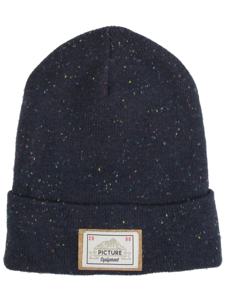 Picture Uncle Beanie blauw