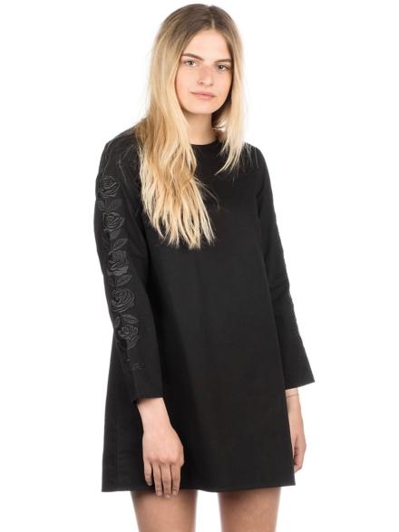 Santa Cruz Tonal Rosa jurkje zwart