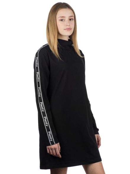 Plenty Andrea Turtle Neck jurkje zwart