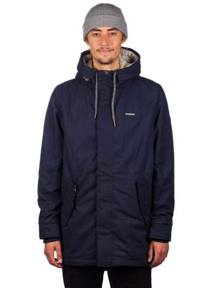 ragwear Mr.Smith Ski jas blauw