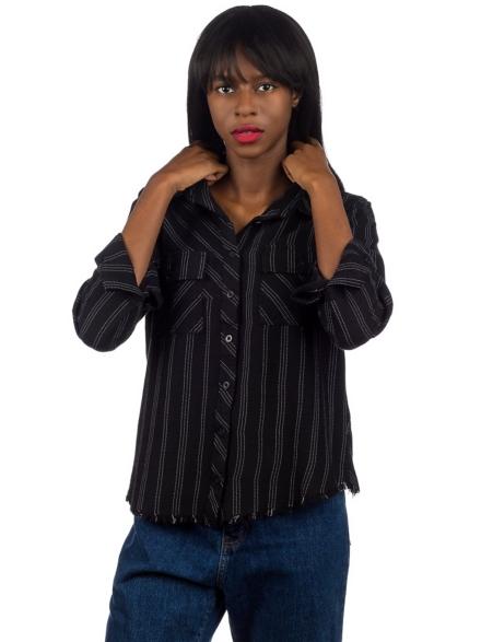 RVCA Answered Shirt zwart