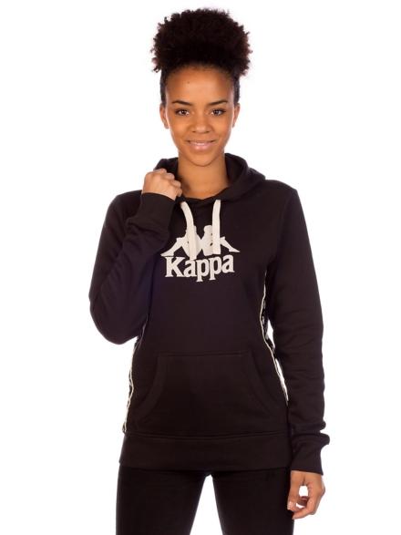 Kappa Dilara Hoodie zwart