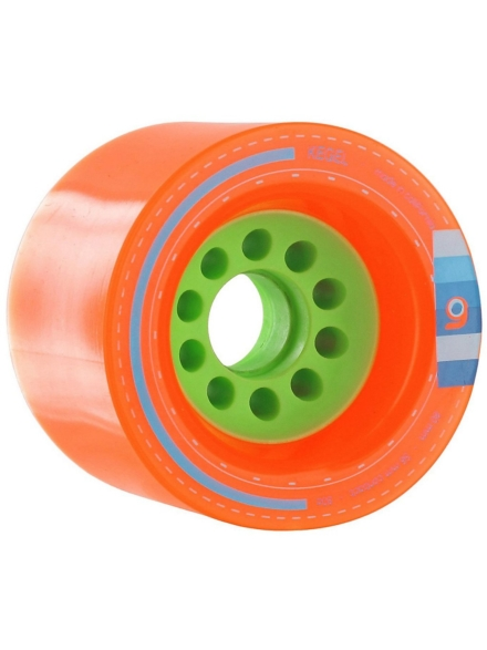 Orangatang Kegel 80A 80mm Wheels oranje