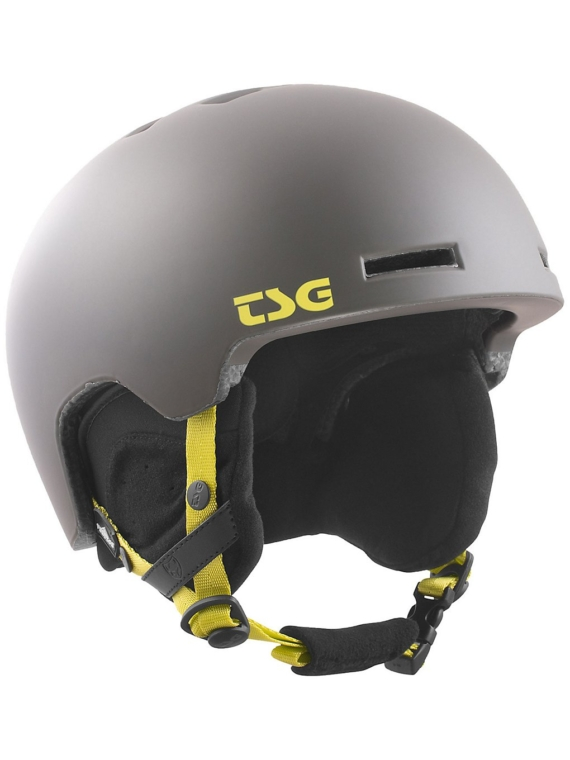 TSG Vertice Solid Color Skihelm grijs
