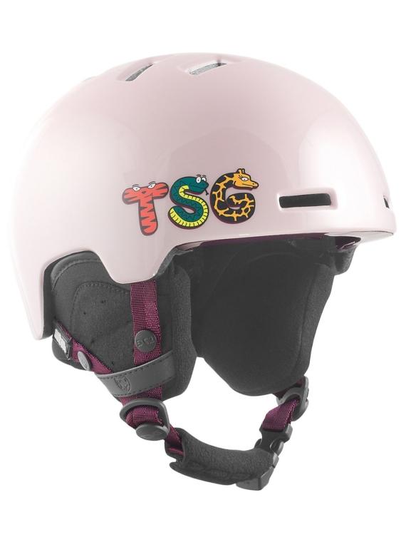 TSG Arctic Nipper Mini Snowboard Skihelm patroon