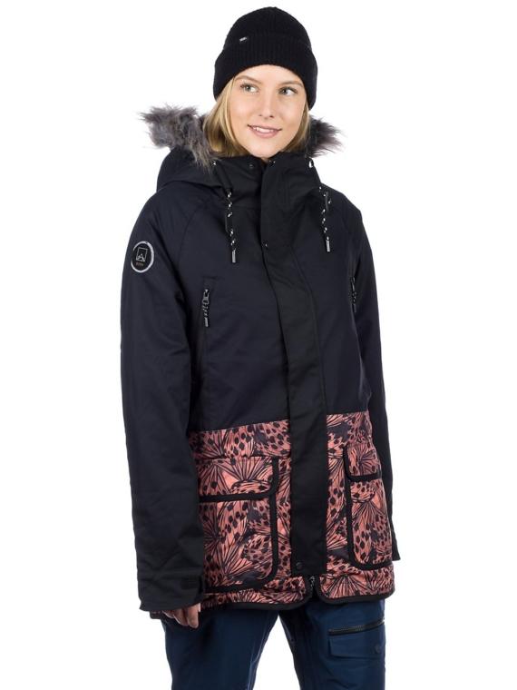 Rojo Stockholm Ski jas zwart
