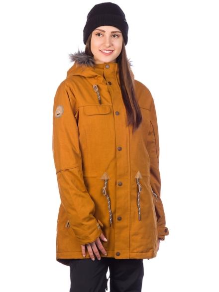 Rojo Task Ski jas oranje