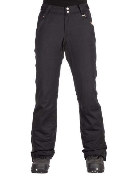 Rojo Stretch Jean broek zwart