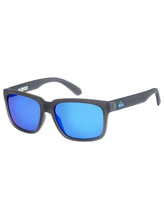 Quiksilver Player Matte Crystal Smoke grijs