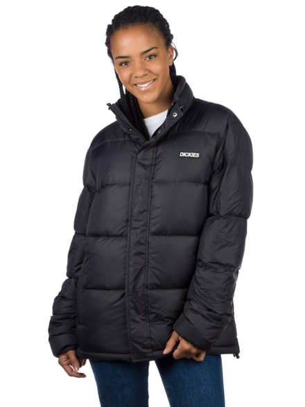 Dickies Oakvale Ski jas zwart