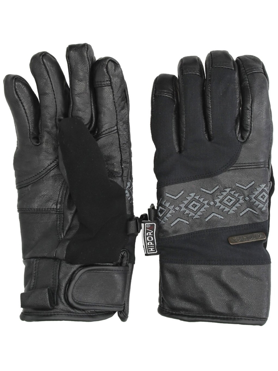 Rojo Sierra handschoenen zwart