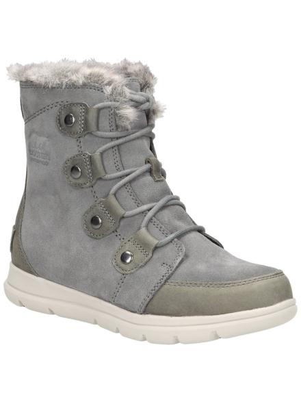 Sorel Explorer Joan Boots grijs