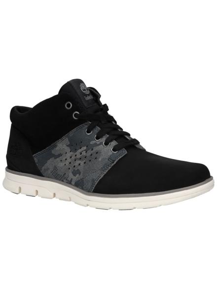 Timberland Bradstreet Half Cab schoenen zwart