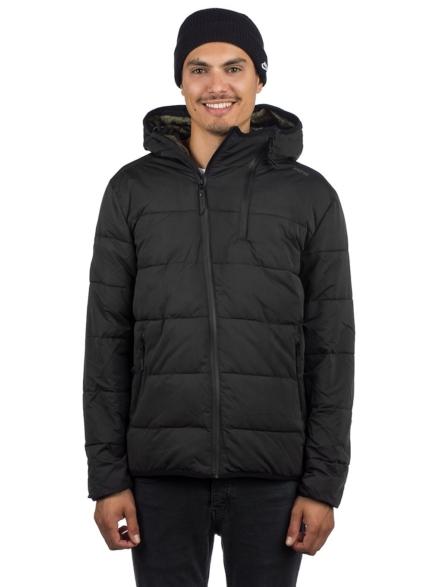 Mazine Trenton Puffer Ski jas zwart