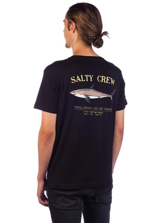 Salty Crew Bruce Prenium T-Shirt zwart