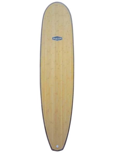 Buster 7'6 MiniMal Wood Bamboo bruin
