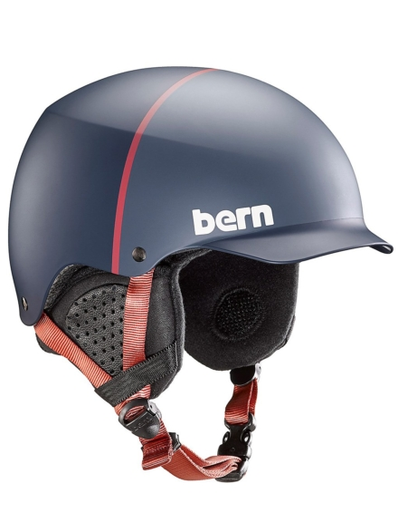 Bern Baker thinShell with Boa Skihelm blauw