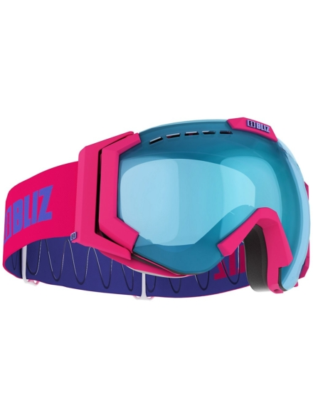 BLIZ PROTECTIVE SPORTS GEAR Caver Smallface Cerice patroon