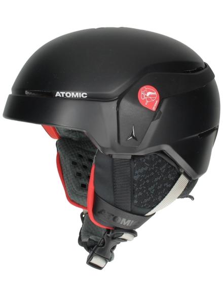 Atomic Count Jr Snowboard Skihelm zwart
