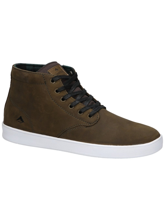 Emerica Romero Laced High Sneakers bruin