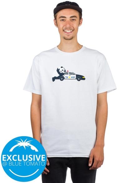Enjoi FTP Panda T-Shirt wit