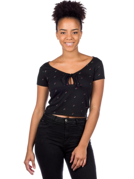 Trillium Elias T-Shirt zwart