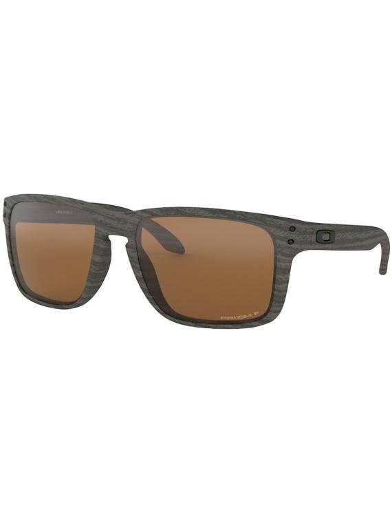 Oakley Holbrook XL Woodgrain bruin