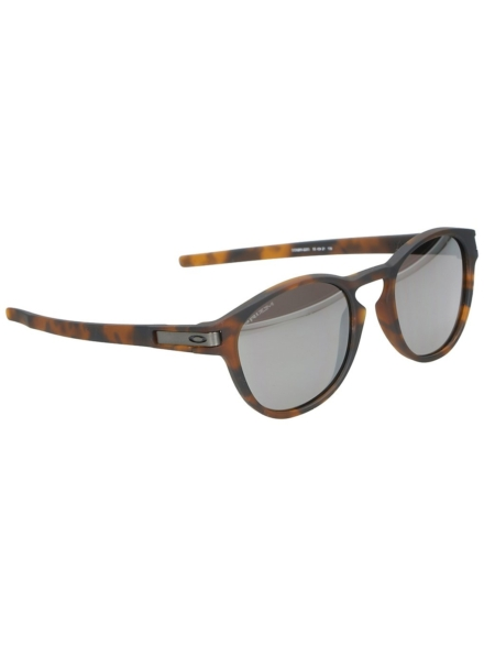 Oakley Latch Matte Brown Tortoise bruin