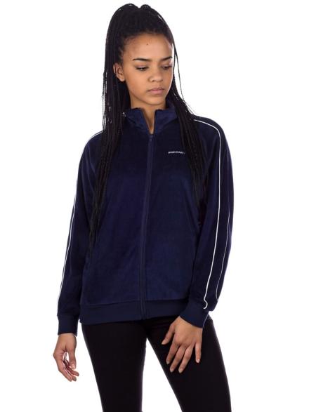 Iriedaily Temptation Trainer Ski jas blauw