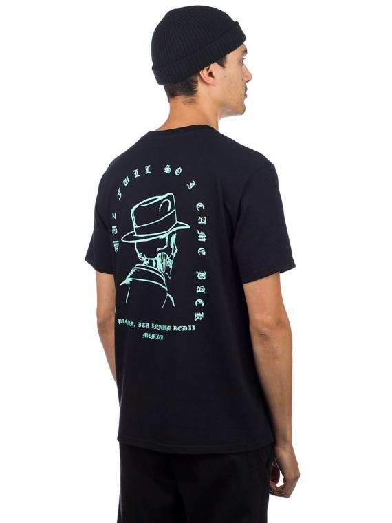 Empyre Back From Hell T-Shirt zwart