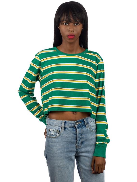 Zine Hannah Long Sleeve T-Shirt groen