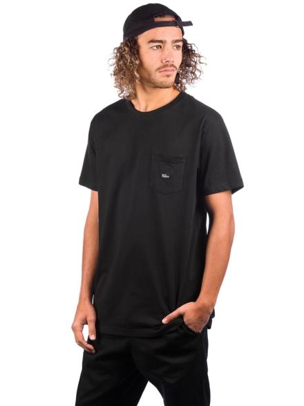 Blue Tomato BT Authentic Pocket T-Shirt zwart