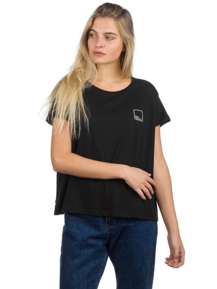 Blue Tomato BT Authentic T-Shirt zwart