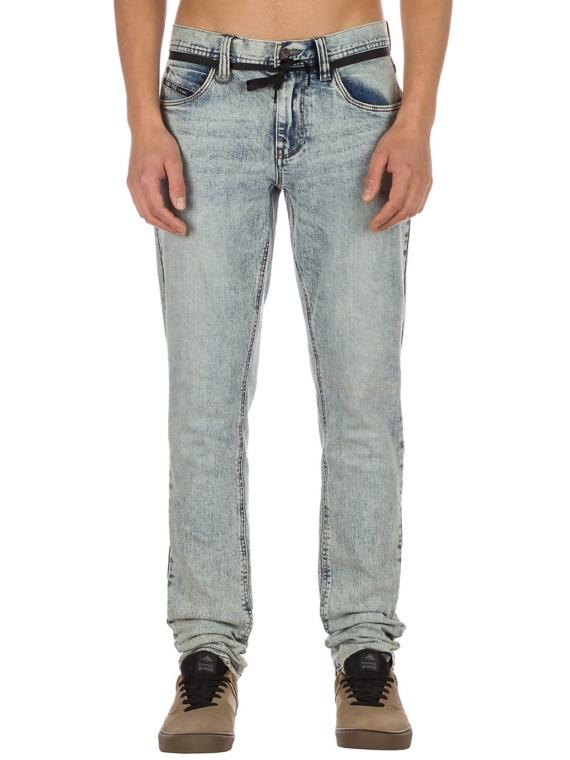 Empyre Recoil Acid Jeans grijs