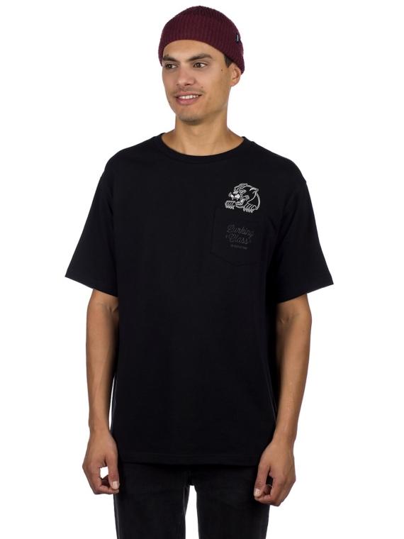 Lurking Class broekher Pocket T-Shirt zwart