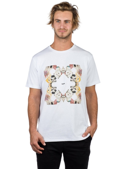 bunth Mirror T-Shirt wit