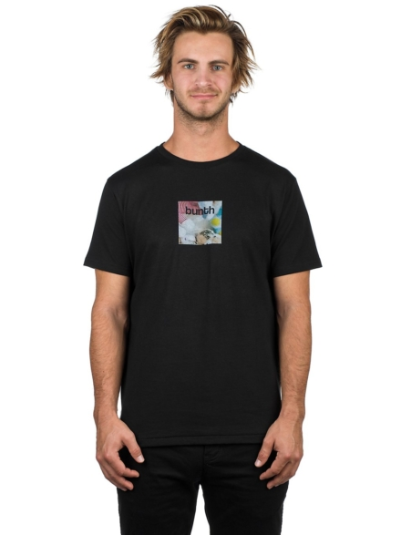 bunth Colorbox T-Shirt zwart