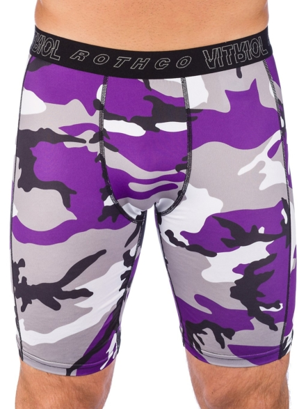 Vitriol X Rothco Quirk Boxershorts camouflage