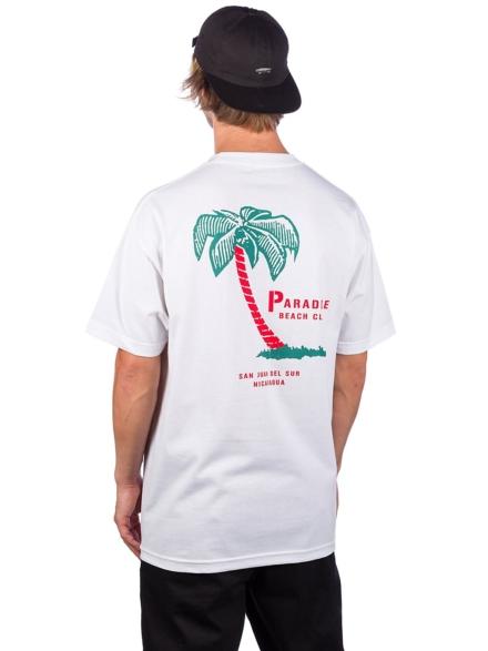 Empyre Paradise Club T-Shirt wit