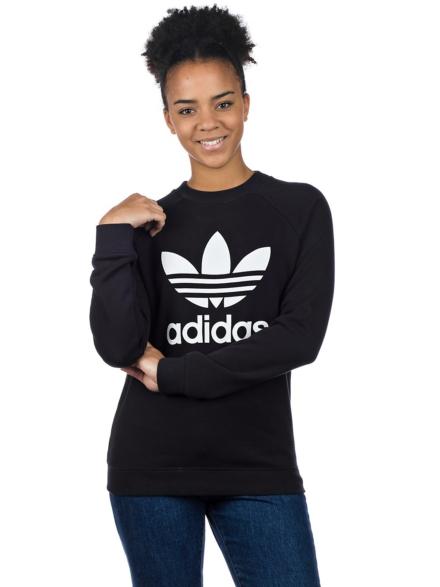 adidas Originals TRF Crew Trui zwart