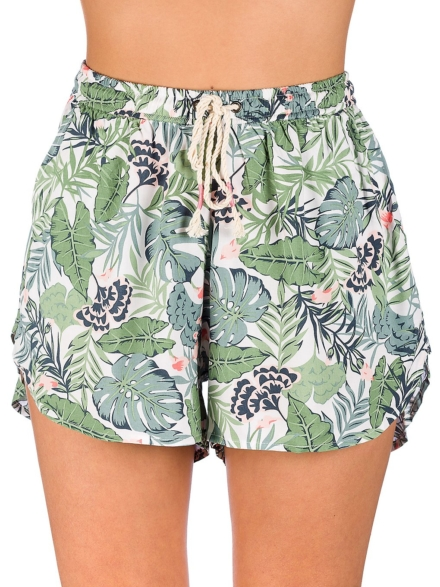 Iriedaily Hula korte broek groen