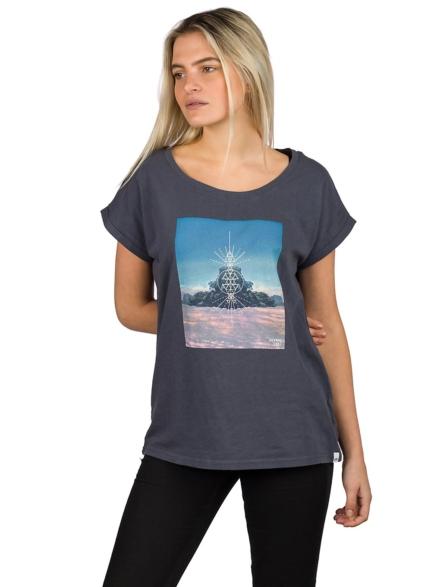 Animal Mistress T-Shirt blauw