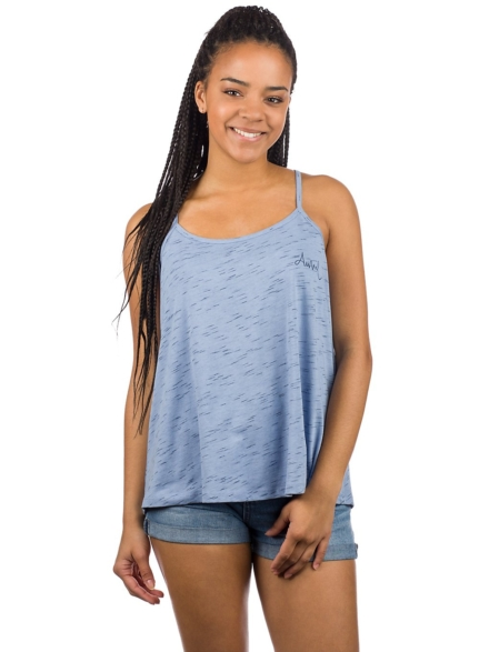 Animal Salt Water Tank Top blauw