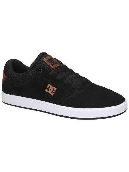 DC Crisis Sneakers zwart