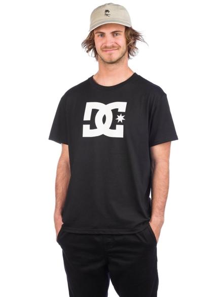 DC Star 2 T-Shirt zwart