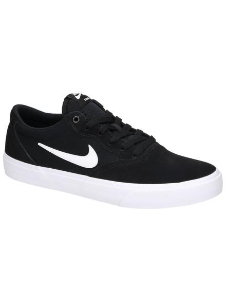 Nike SB Chron Solarsoft Skate schoenen zwart